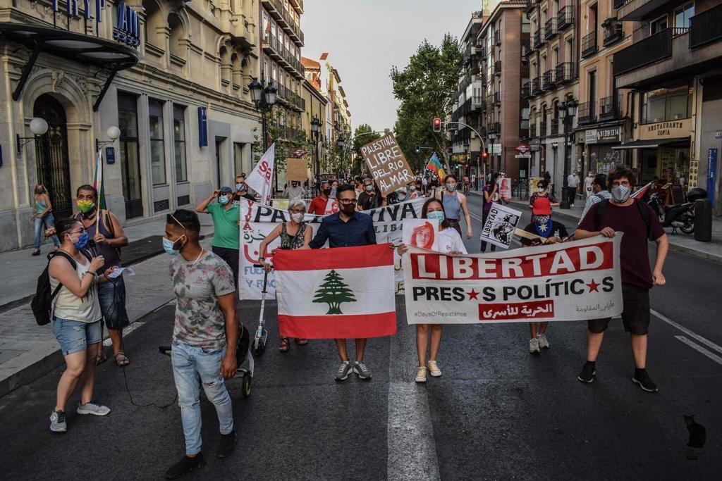 Comunicado: Días de Resistencia