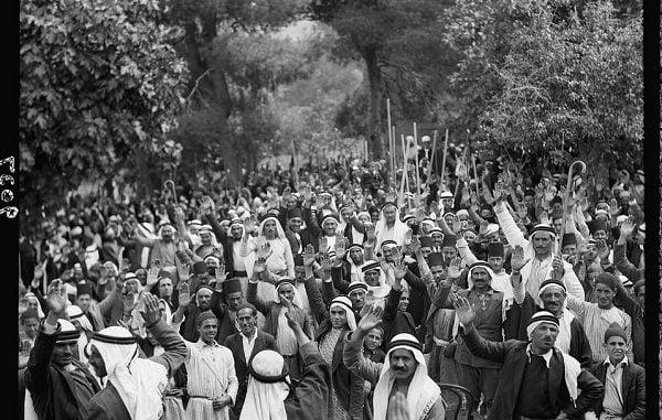 Memoria histórica Palestina