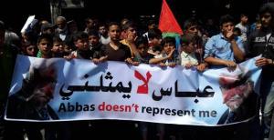 Abbas no me representa